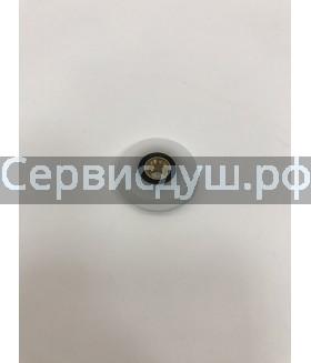 Колёсик сменный для ролика душевой кабины 19 мм, 23 мм, 25 мм, 27 мм