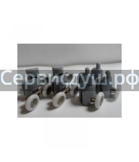 Ролик дверцы душевой кабины -  19 мм , 23 мм , 25 мм (8 шт. компл.)